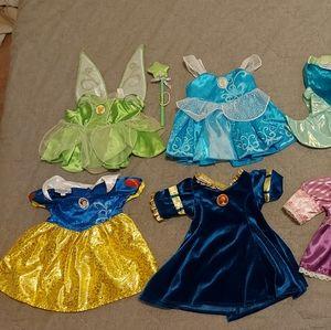 Build a bear princess dresses